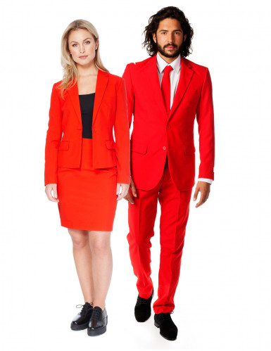 Costume coppia Opposuits™ rosso