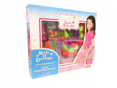 Tutù rosa da customizzare per bambina-1