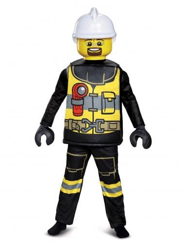 Costume pompiere LEGO® per bambino deluxe