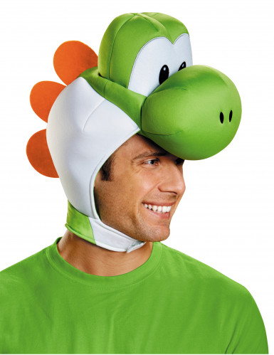Copricapo Yoshi Nintendo™ per Adulto