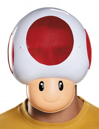 Maschera Toad Nintendo™ per adulto