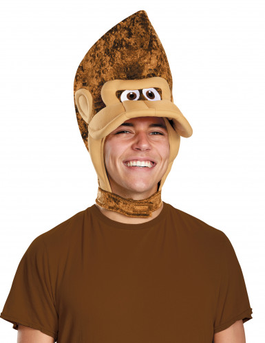Copricapo Donkey Kong Nintendo™ per adulto
