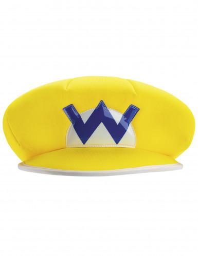 Cappello Wario Nintendo per adulto