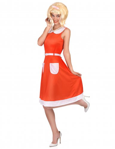 Costume Vintage anni 50/60 da donna-1