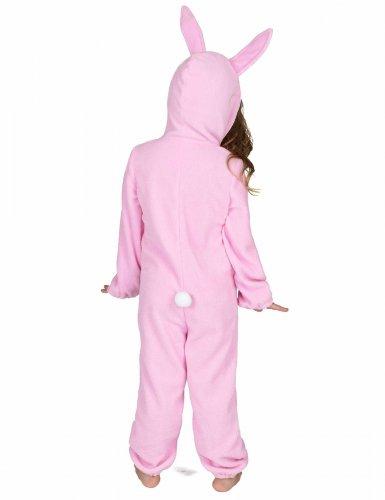 Costume da coniglio rosa per bambino-2
