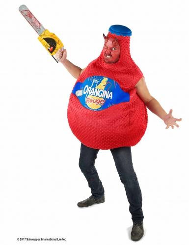 Costume bottiglia di Orangina rossa™