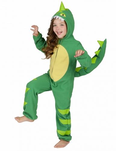 Costume tuta da dinosauro per bambino-3