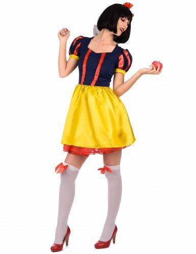 Costume da principessa dei 7 nani per donna-1