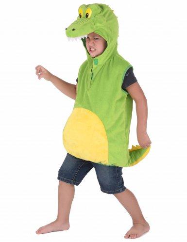 Costume da coccodrillo simpatico per bambino-1