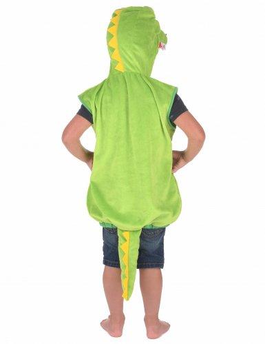 Costume da coccodrillo simpatico per bambino-2