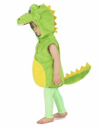 Costume da coccodrillo simpatico per bambino-3