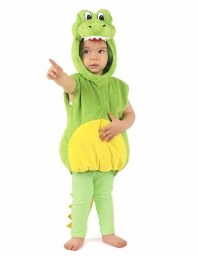Costume da coccodrillo simpatico per bambino-4