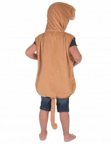 Costume da scimmietta per bambino-1