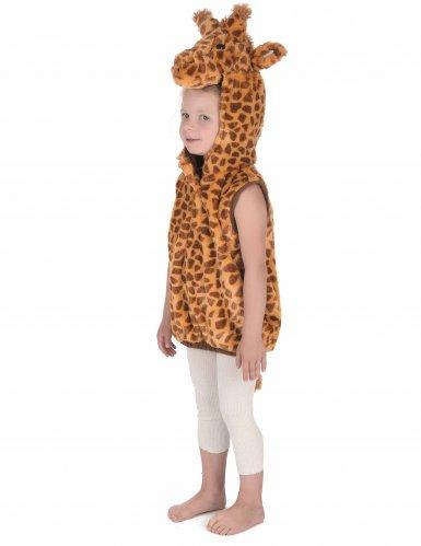 Costume smanicato da giraffa per bambino-2