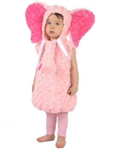 Costume da elefante rosa per bambino-1