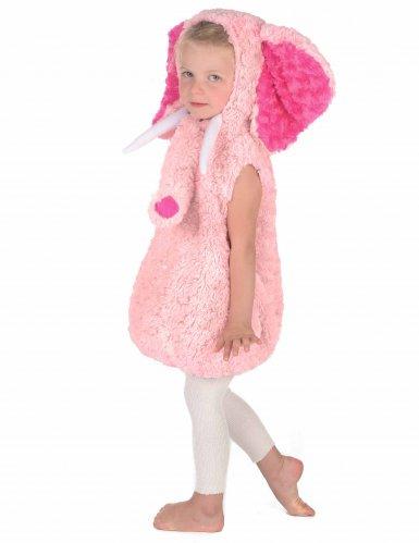 Costume da elefante rosa per bambino-2
