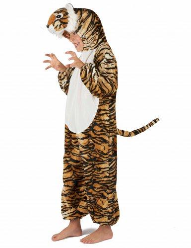 Costume da Tigre peluche per bambino-2