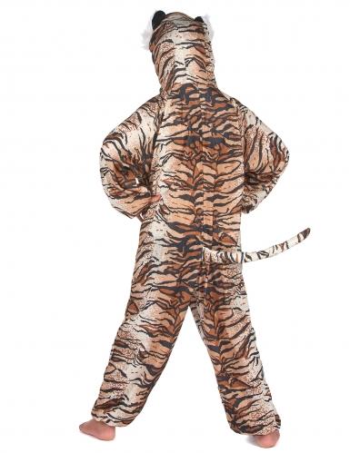 Costume da Tigre peluche per bambino-5