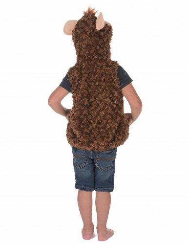 Costume da scimmia per bambino-3