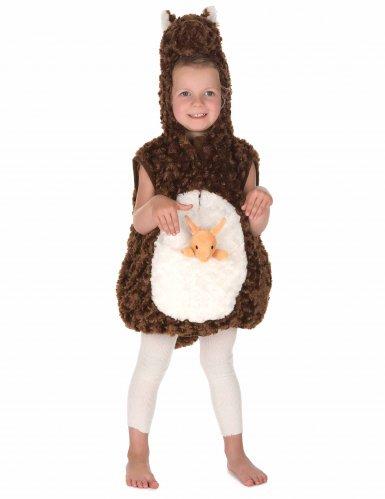 Costume da Canguro per bambino-4