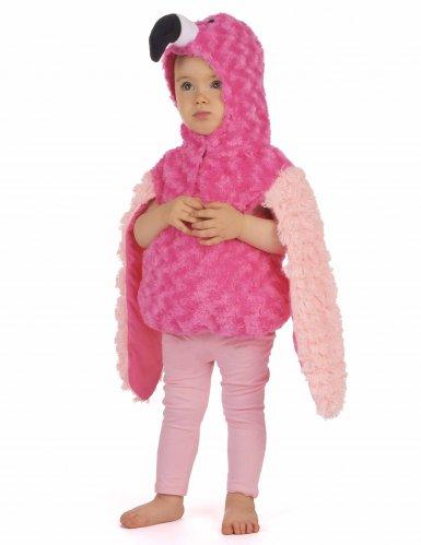 Costume da Fenicottero rosa per bambino-1
