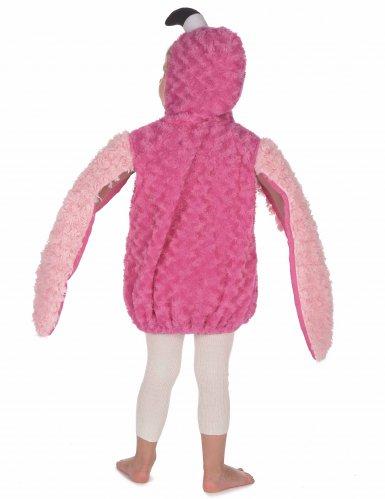 Costume da Fenicottero rosa per bambino-3