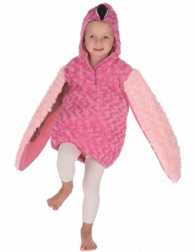 Costume da Fenicottero rosa per bambino-4