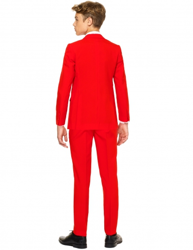 Costume Mr Rosso per Adolescente Opposuits™-1
