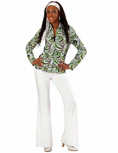 Camicia anni '70 donna