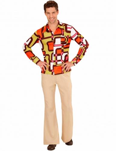 Camicia psichedelica anni '70