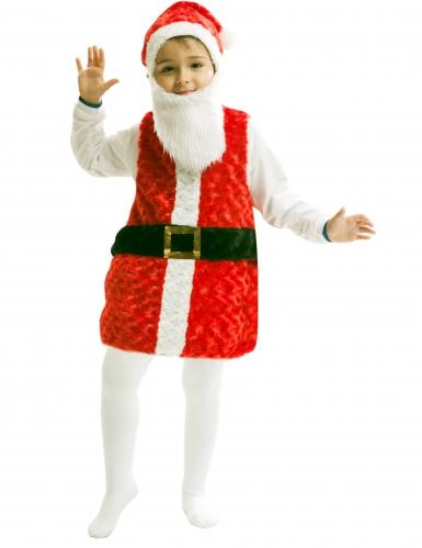 Descrizione Di Babbo Natale Per Bambini.Costume Da Babbo Natale Per Bambino Costumi Bambini E Vestiti Di Carnevale Online Vegaoo