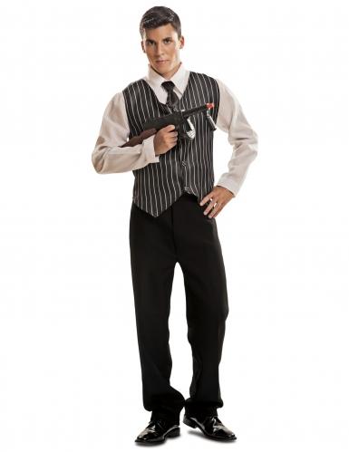 Costume da gangster anni 20 per uomo
