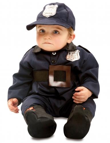 Costume adorabile Poliziotto bebe