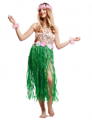Costume hawaiana chic per donna