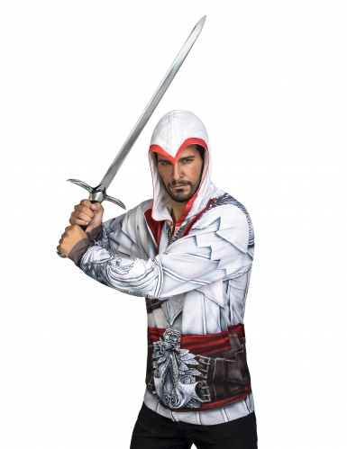 Travestimento Ezio Assassin's creed™ adulto-3