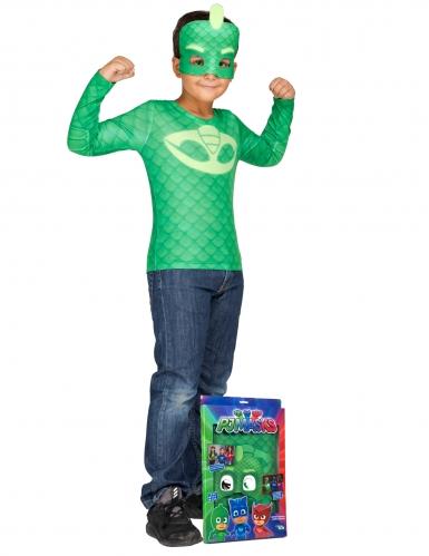 grandi affari sulla moda quantità limitata sconto Cofanetto Costume da Geco Superpigiamini per bambino