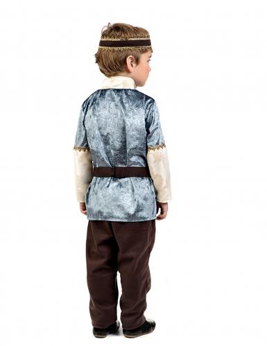 Costume da principe medievale per bambino-1