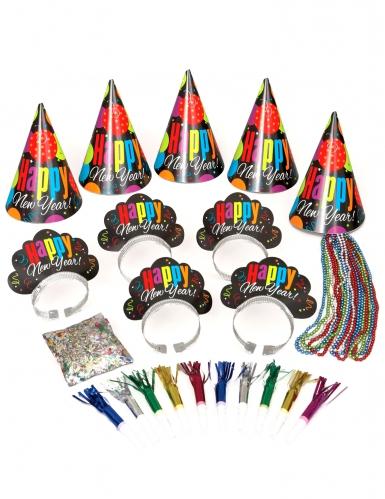 Kit festa di Capodanno per 10 persone