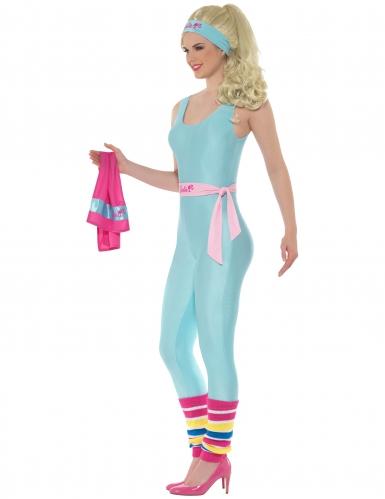 Costume da Barbie™ Aerobica per donna-1