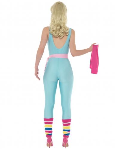Costume da Barbie™ Aerobica per donna-2