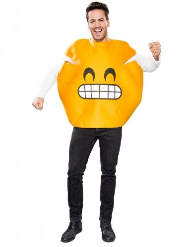 Costume emoticon boccaccia