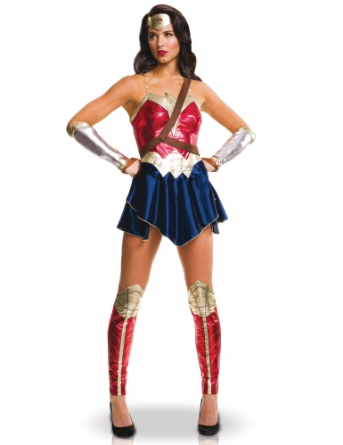 Costume Wonder Woman Justice League™ Adulto