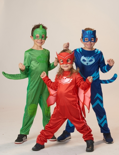 Costume Geco Superpigiamini™ per bambino-1