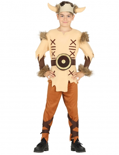 Costume da guerriero vichingo per bambino