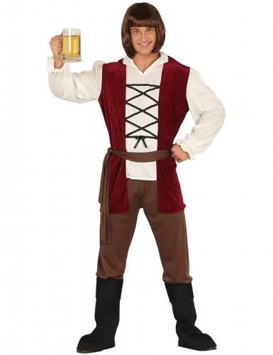 Costume da taverniere medievale uomo