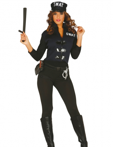 Costume sexy SWAT per donna