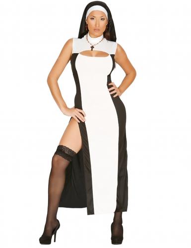 Costume da Suora religiosa sexy per donna