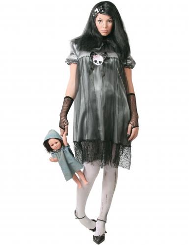 un'altra possibilità stile unico nuovi stili Costume da bambola assissina Halloween