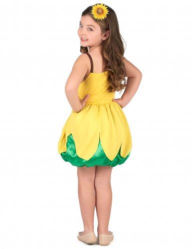 Costume da girasole per bambina-2