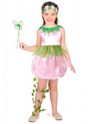 Costume da fatina del bosco bambina